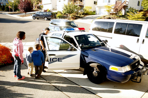 Police officer 3